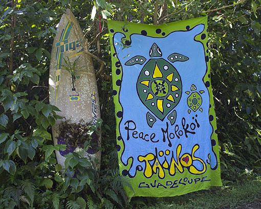 PAREO TAINOS PEACE MOLOKOI 2017