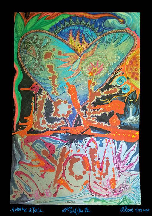 Taïnos guadeloupe ART Olivié