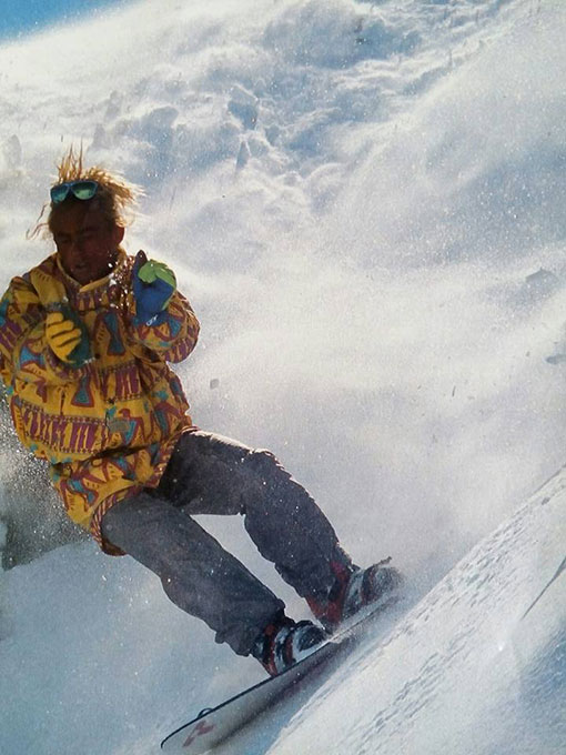 POLO GASCOIN FREE SNOW SURF LEGEND TAINOS GUADELOUPE