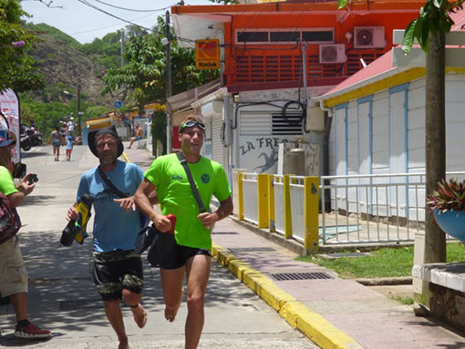SWIM AND RUN 2017 LES SAINTES TAINOS GUADELOUPE TEAM