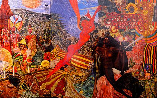 Black Magic woman tainos Guadeloupe sound