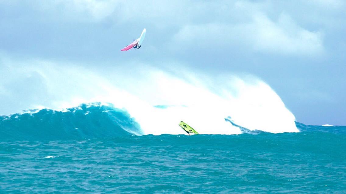 titoun martin windsurf taminos guadeloupe